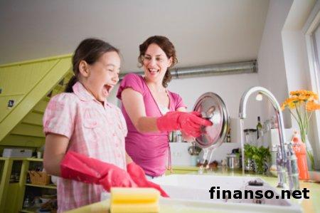Исследование: Домашняя работа негативно влияет на организм женщин