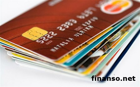 Обозначены популярные карты-кредитки банков Украины в феврале этого года