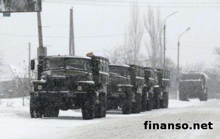 В оккупированном Луганске взорвался российский «гумконвой» - Снегирев