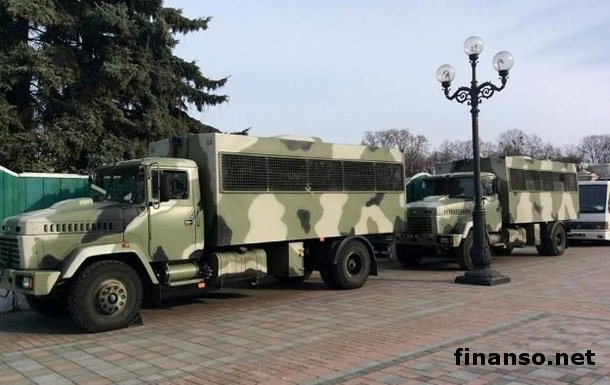 """Партия новых военных грузовиков """"КрАЗ"""" продана в Египет - Цензор.НЕТ 2129"""