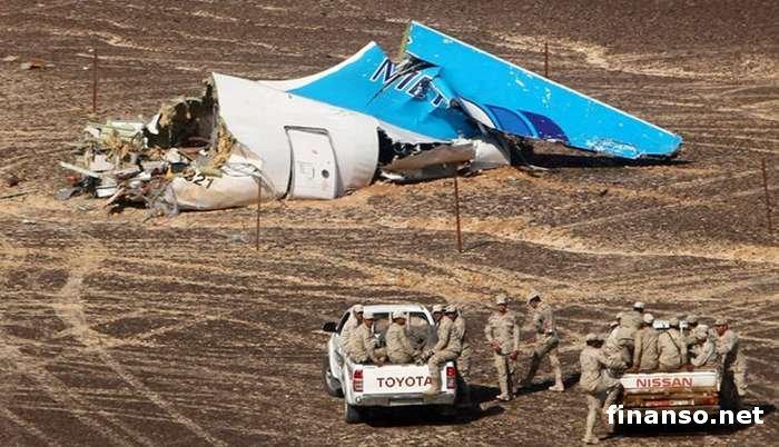 Появилась информация о последних 40 секундах полета российского самолета Airbus А321