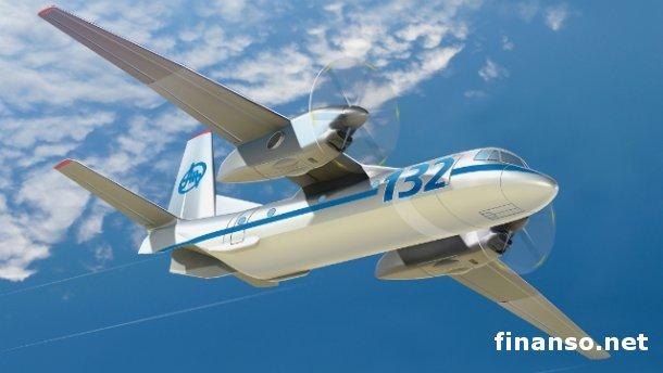 Украина будет производить новые суперсамолеты АН-132 – Порошенко