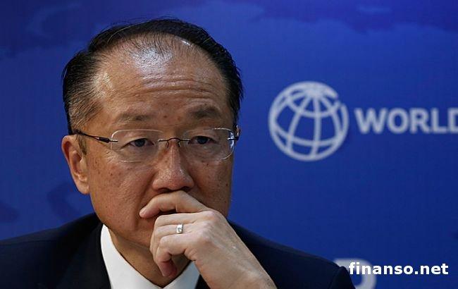 Украиной пройден пик экономической рецессии – Всемирный банк