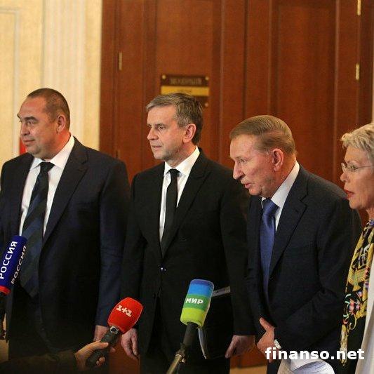 ВМинске вновь непришли ксогласию поразведению сил вДонбассе