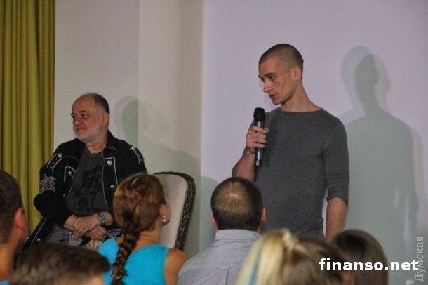 ВОдессе навстрече с живописцем Павленским произошла драка, есть погибший