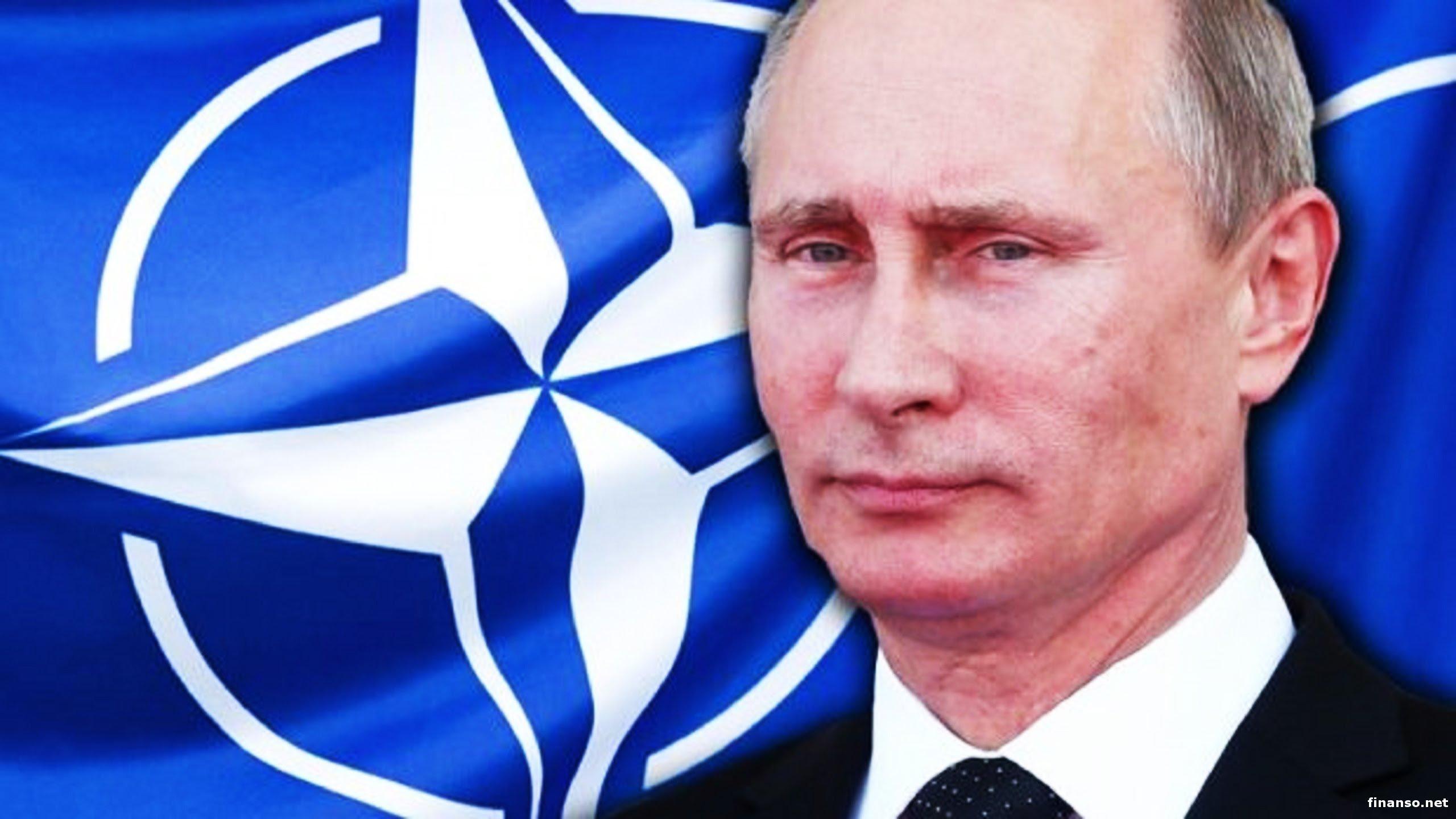 Путин грозит ракетными ударами пообъектам НАТО