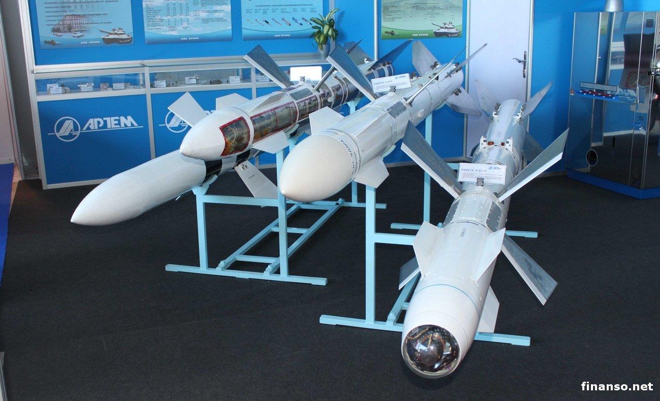 Вгосударстве Украина разработано ракетное оружие, которого нет уРФ— С.Пашинский